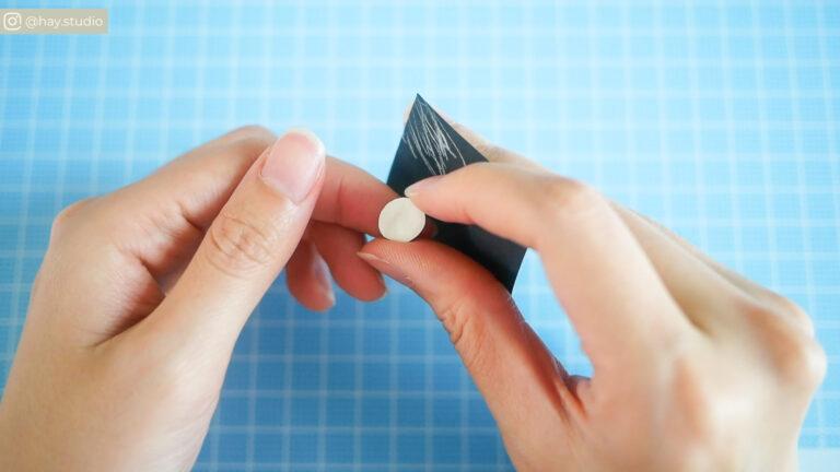 Make Air Dry Clay Earrings DIY