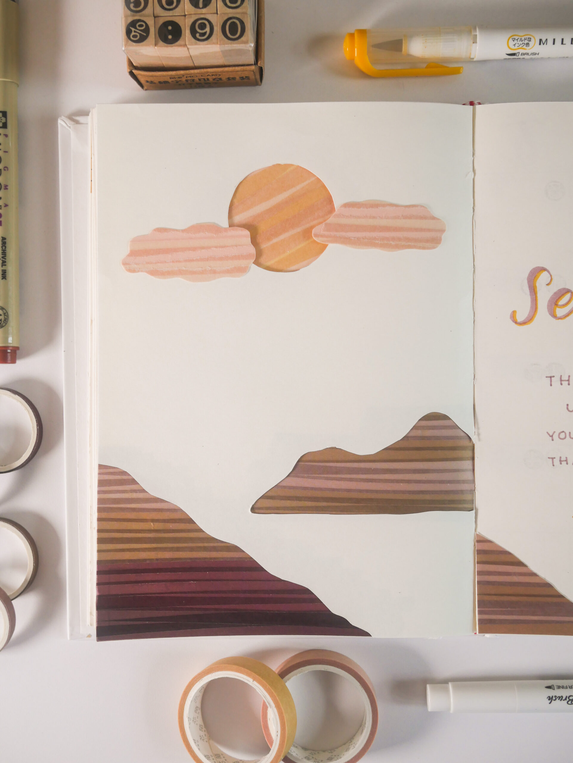 10 Creative Washi Tape Art Projects You Can DIY
