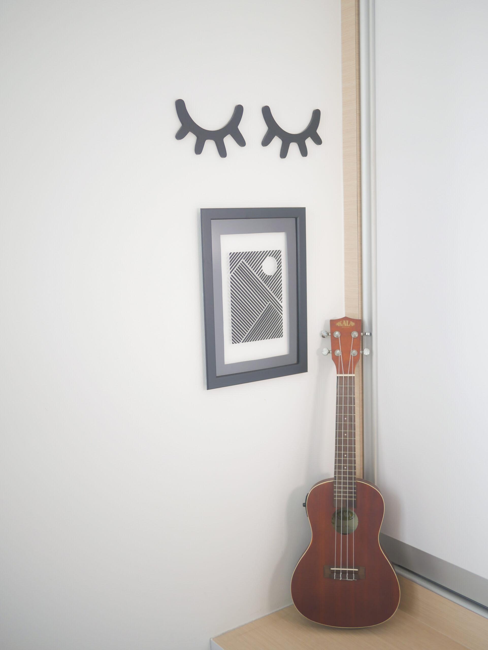 Washi Tape Framed Art DIY decor