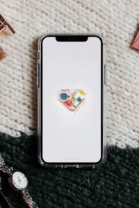 Free Mobile Wallpaper Download Minimal Desk Flatlay