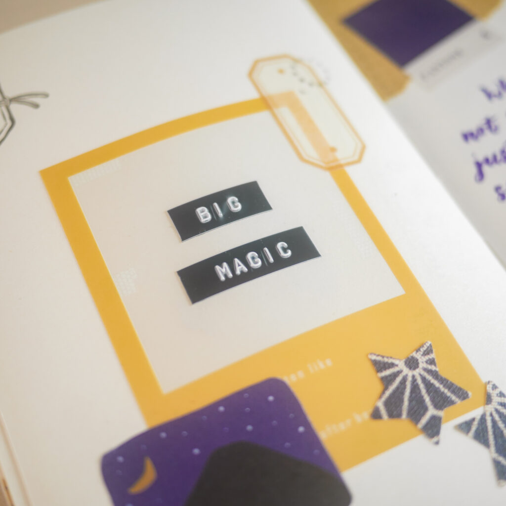 3 Lessons from Big Magic by Elizabeth Gilbert on Creative Pursuits
