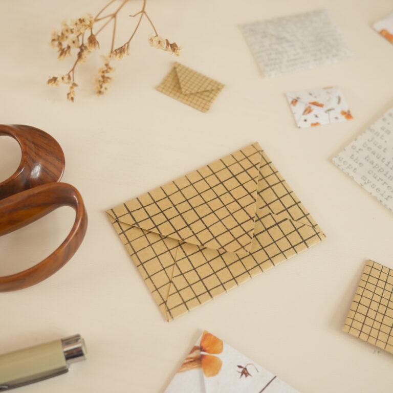 DIY Envelope Craft - Free Printable