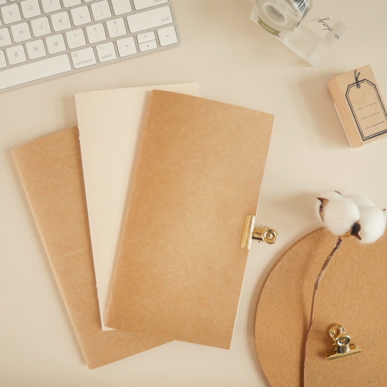 DIY Traveler's Notebook